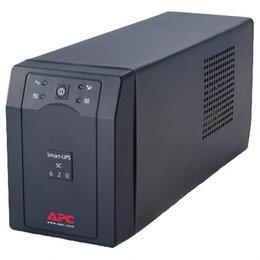 Источники бесперебойного питания, сетевые фильтры - APC SMART UPS 620, 0