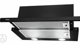 Вытяжки - Кухонная вытяжка HANSA OTP 6241 BH, 0