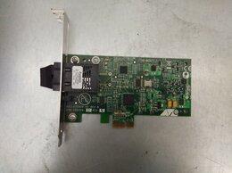 Сетевые карты и адаптеры - Оптическая сетевая карта Allied AT-2711FX/SC, 0