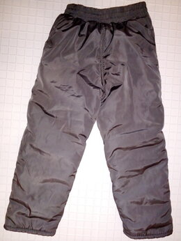 Брюки - Утеплённые штаны детские, 0