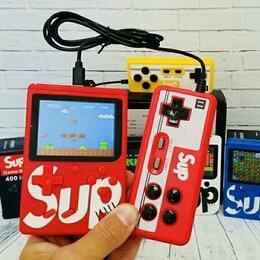 Игровые приставки - Game Box Sup приставка dendy 400 игр с джойстиком, 0