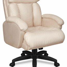 Компьютерные кресла - Кресло руководителя Олимп бежевый, 0