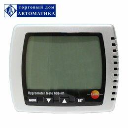 Метеостанции, термометры, барометры - Testo-608-H1 термогигрометр, 0