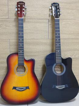 Акустические и классические гитары - Красивая гитара для обучения, 0