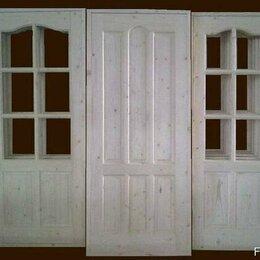 Межкомнатные двери - двери деревянные массив сосны для дачи и дома, 0