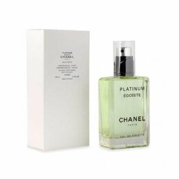 Парфюмерия - Туалетная вода Chanel Egoist Platinum 100мл Тестер, 0