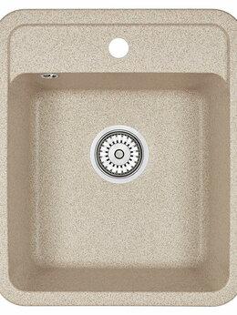 Кухонные мойки - Мойка врезная Granula Standart 4202, 0