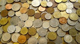 Монеты - монеты иностранные, 0