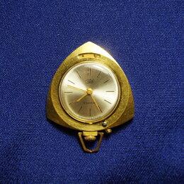 Карманные часы - Часы женские (золотые и позолота) (СССР) 3 штуки, 0