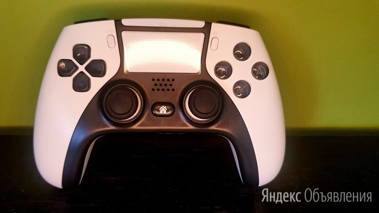 Джойстик для PS5 PS4 PC Android по цене 2900₽ - Рули, джойстики, геймпады, фото 0