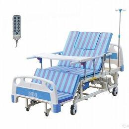 Приборы и аксессуары - Электро функциональная медицинская кровать для лежачих больных, 0