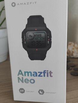 Умные часы и браслеты - Смарт-часы Xiaomi Amazfit Neo, новые, 0
