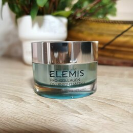 Антивозрастная косметика - ELEMISpro-collagen overnight matrix (30 мл) Новый, 0