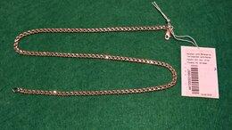 Цепи - Золотая цепь, цепочка 585 проба, плетение…, 0