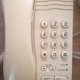 Проводные телефоны - Продаю стационарные телефоны: BT Response 120 и TELKOM RWT , 0