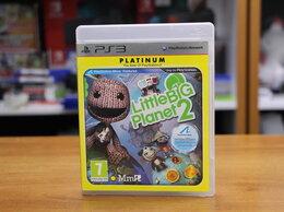 Игровые приставки - LittleBigPlanet 2 - PS3 Б.У (Обмен), 0