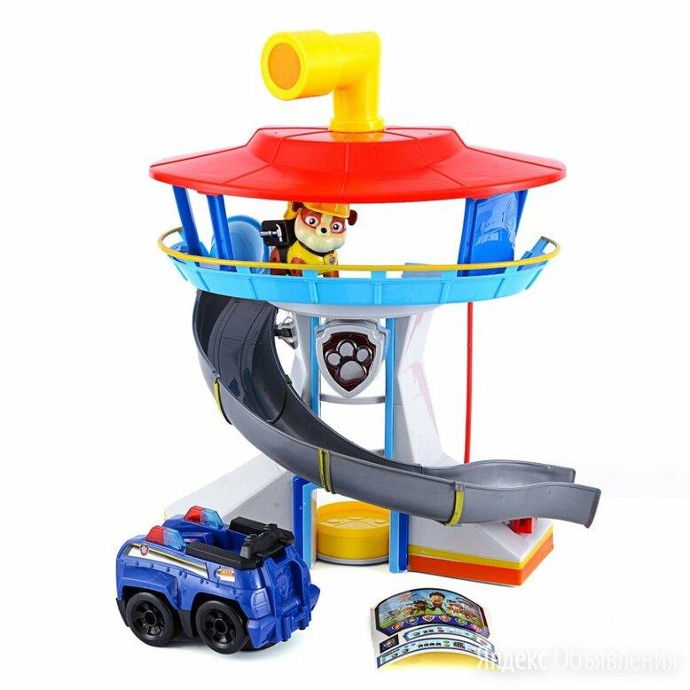 База для собачек и одна синяя машинка по цене 2199₽ - Мягкие игрушки, фото 0