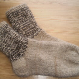 Носки - носки из собачьей шерсти, 0