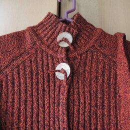 Свитеры и кардиганы - Кардиган жакет женский, трикотажный, 0
