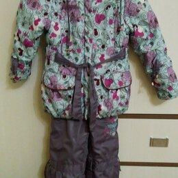 Комплекты верхней одежды - Комплект демисезонный для девочки 4-6лет, 0