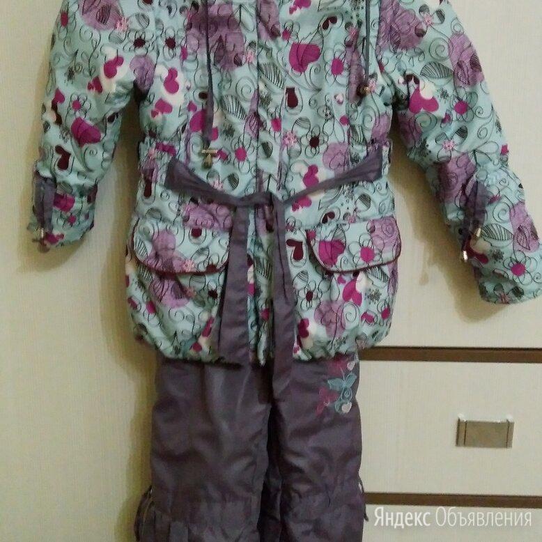 Комплект демисезонный для девочки 4-6лет по цене 899₽ - Комплекты верхней одежды, фото 0