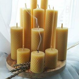 Декоративные свечи - Свечи из натуральной вощины, 0