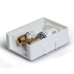 Комплектующие для радиаторов и теплых полов - Регулировочный короб для теплого пола, 0