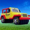 Надувной автомобиль по цене 120000₽ - Рекламные конструкции и материалы, фото 3