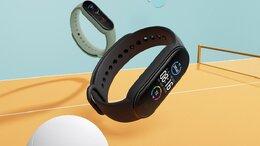 Наручные часы - Фитнес браслет Xiaomi Mi Band 5, оригинал, 0