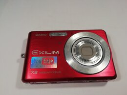 Фотоаппараты - Casio exilim EX-Z77, 0