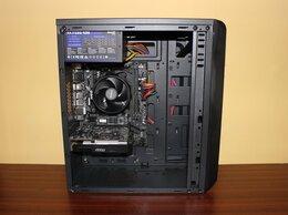 Настольные компьютеры - Ryzen 5 2600 / 8 Гб / SSD m.2 256 Гб / RX 560 4 Гб, 0