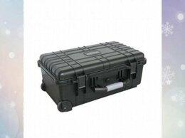Сумки, чехлы для фото- и видеотехники - Кейс для оборудования фото видео новый защитный, 0