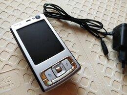 Мобильные телефоны - Nokia N95 Brown/Silver оригинал РосТест Finland, 0