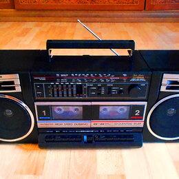 Музыкальные центры,  магнитофоны, магнитолы - Магнитола Fisher PH-W702K (Japan) + диапазон FM, 0