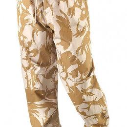 Одежда и обувь -  Брюки мембранные армии Великобритании Rain Pants MVP, DesertDPM, 0