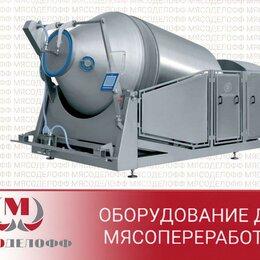 Прочее оборудование - Вакуумный массажер с поднимаемым и опускаемым барабаном , 0