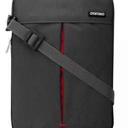 Сумки - Большая вместительная сумка для ноутбука 17' Новая, 0