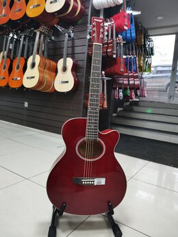 Акустические и классические гитары - LF-4100 Акустическая 6-струнная гитара, 0