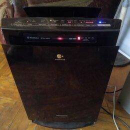 Очистители и увлажнители воздуха - Увлажнитель, очиститель воздуха Panasonic F-VXD50R, 0