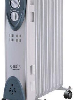 Обогреватели - US-15 Масляный радиатор OASIS, 0