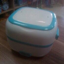 Контейнеры и ланч-боксы - Контейнер для еды с подогревом Electric Lunch Box., 0