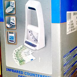 Детекторы и счетчики банкнот - Детектор купюр просмотровый DORS-1100, 0