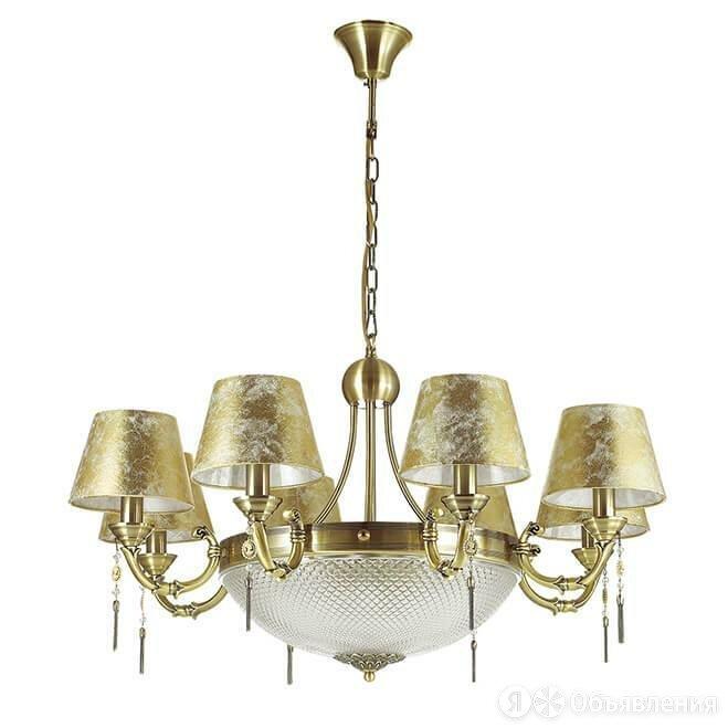 Подвесная люстра Odeon Light Flavia 3413/12 по цене 10584₽ - Люстры и потолочные светильники, фото 0