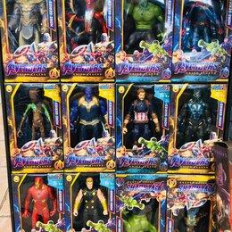 Мягкие игрушки - Супер герои фигурки, 0