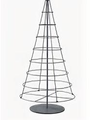 Ёлки живые - Декоративная ель железо серое d93 H173, 0