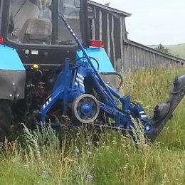 Спецтехника и навесное оборудование - Аренда трактора с роторной косилкой. Покос травы, 0