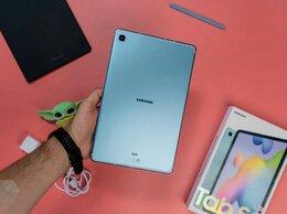 Планшеты - Планшет Samsung Galaxy Tab S6 Lite 64 гб 3G, 0