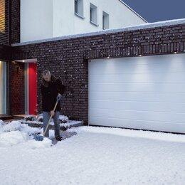 Заборы, ворота и элементы - Секционные гаражные ворота Алютех, Дорхан, Хёрманн, 0