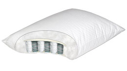 Подушки - Подушка Mediflex Spring Pillow 2 (Askona), 0
