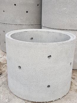 Железобетонные изделия - Кольца бетонные КС 10.9 перфорированные для…, 0
